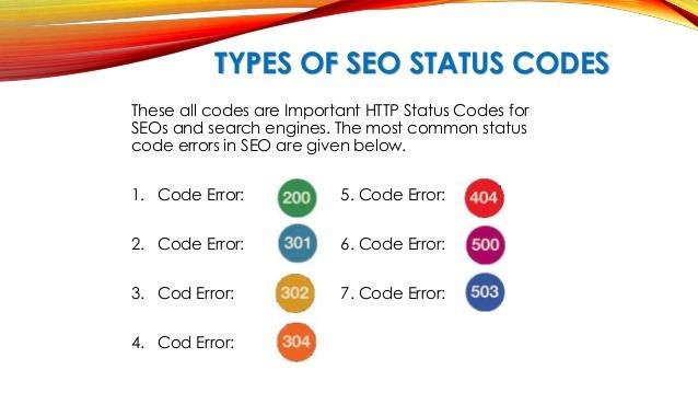 http-status-code-errors-in-seo- slideshare