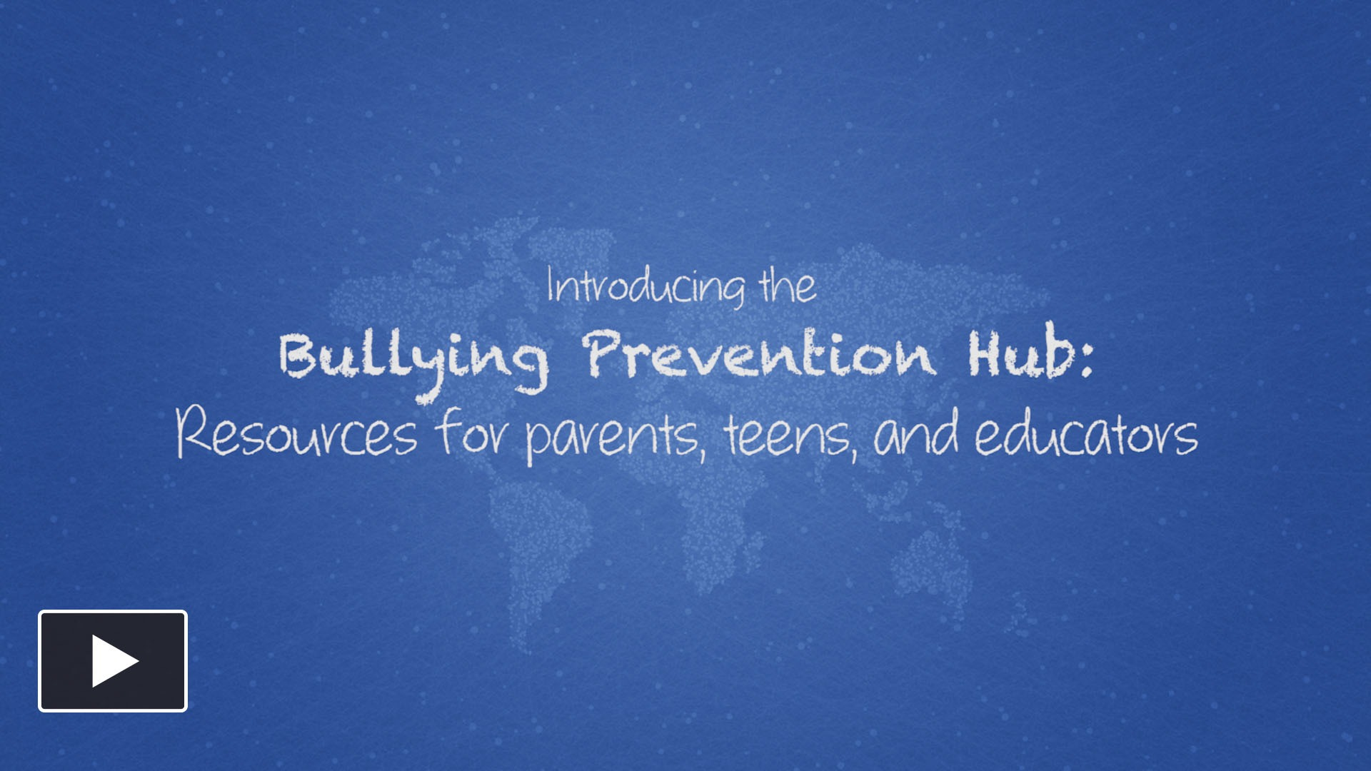 video-bullying-prevention-hub