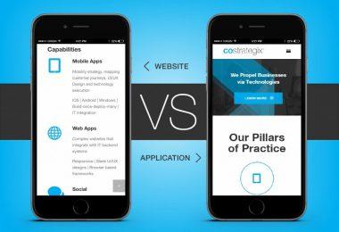 Mobile App versus Responsive Website