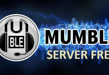 how to make a Mumble server free