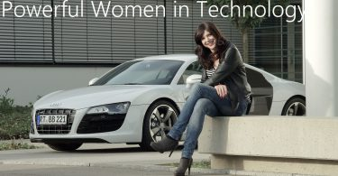 Most Powerful Women in Technology
