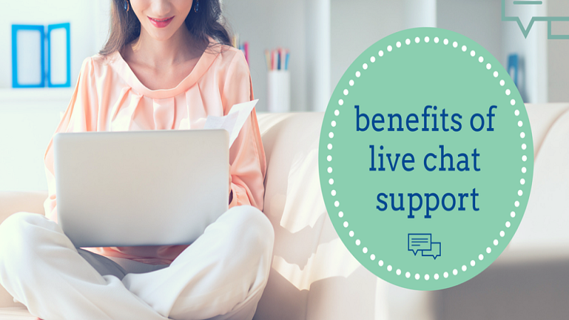 Why Is Live Chat Support Beneficial For Your Website?