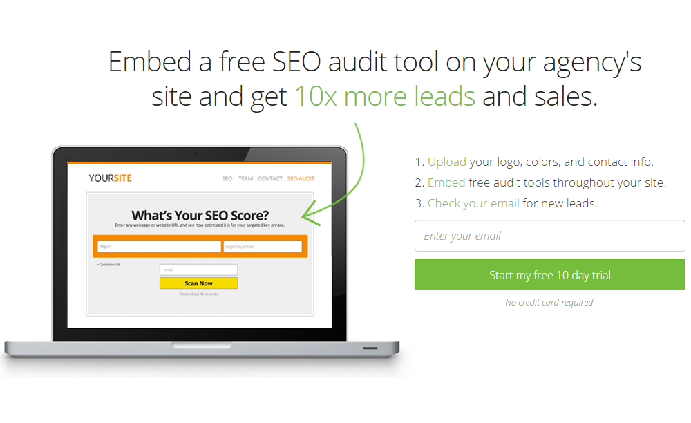 online website audit tools mysiteauditor