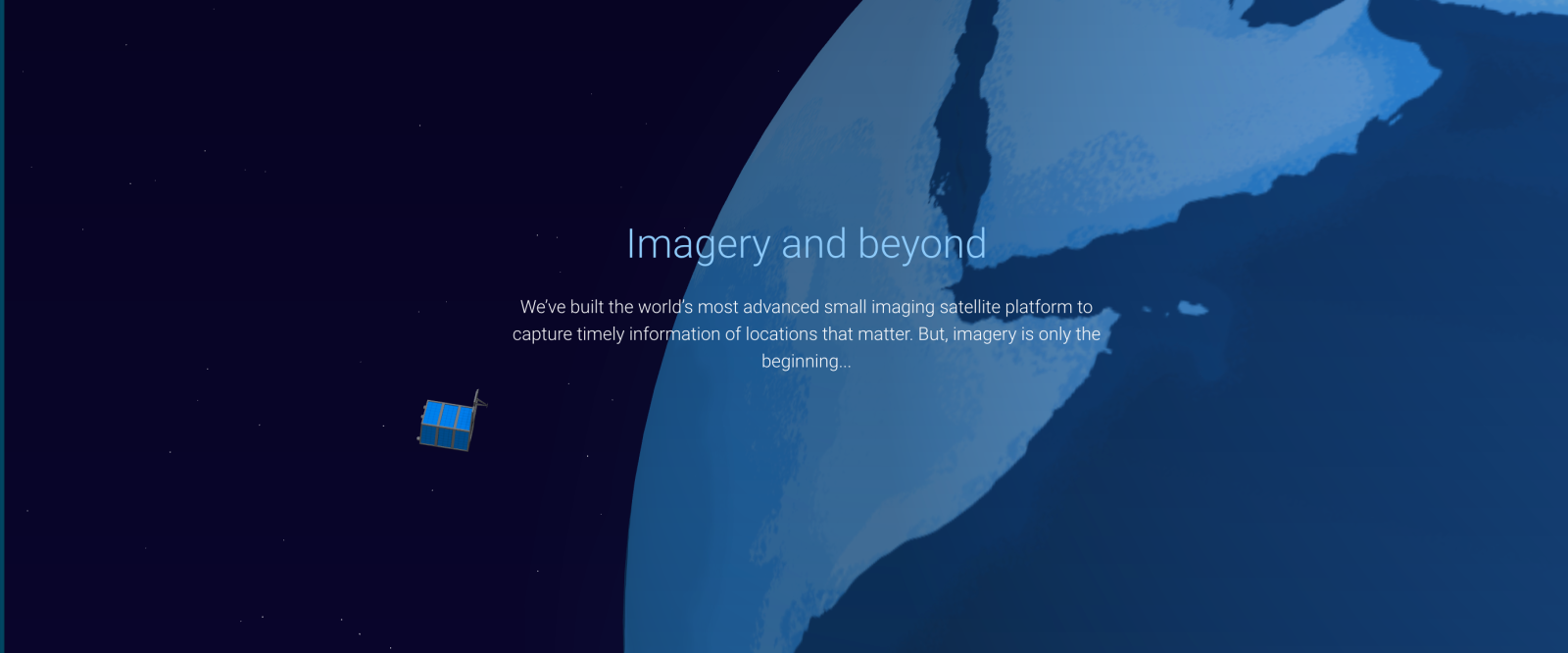 Google is selling its Terra Bella satellite to Planet Labs