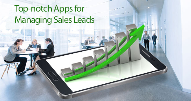 Top apps for tracking leads