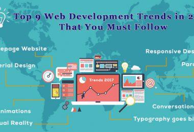 Web Development Trends in 2017