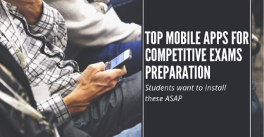 Top Mobile Apps for Competitive Exams Preparation