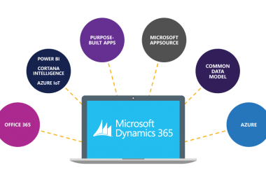 Microsoft dynamics 365 CRM Features