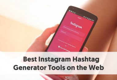 best Hashtag Generator Tools for Instagram on web