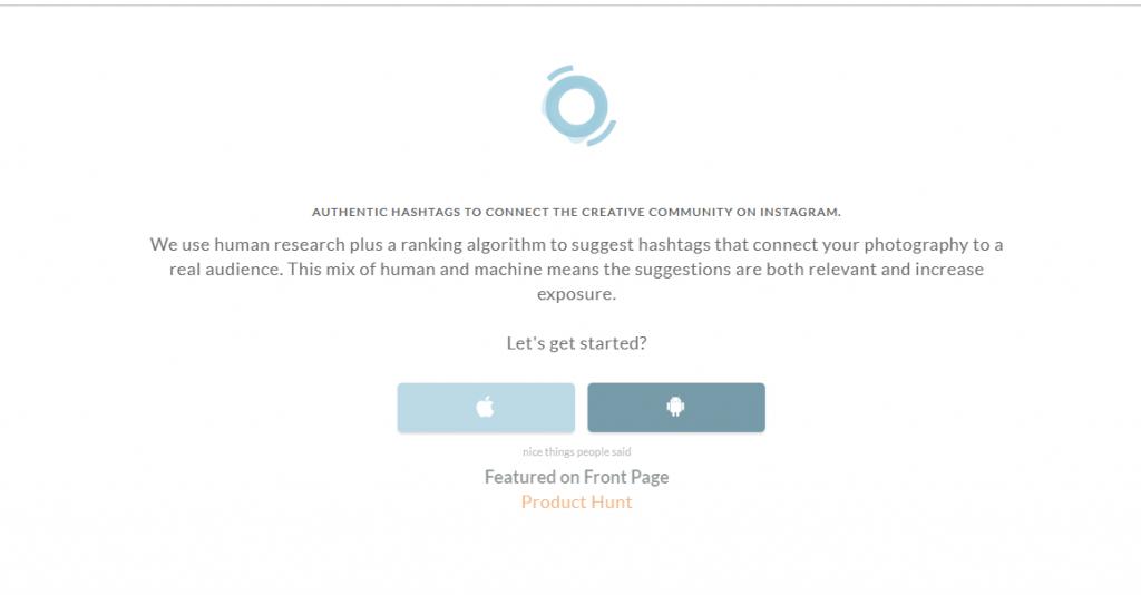 Focal Mark-Hashtag Generator Tools for Instagram