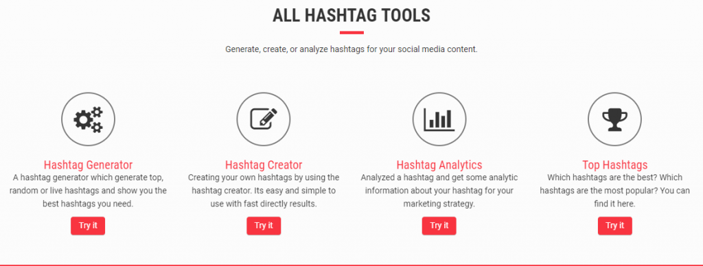 Hashtag Generator all Tools for Instagram
