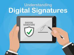 Digital Signature what is digital signature