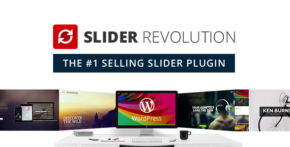 Slider Revolution Responsive WordPress Plugin-WordPress Post Slider Plugins for your Blog