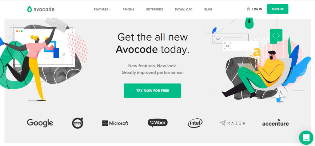 Avocode-Mobile App UI Design Tools