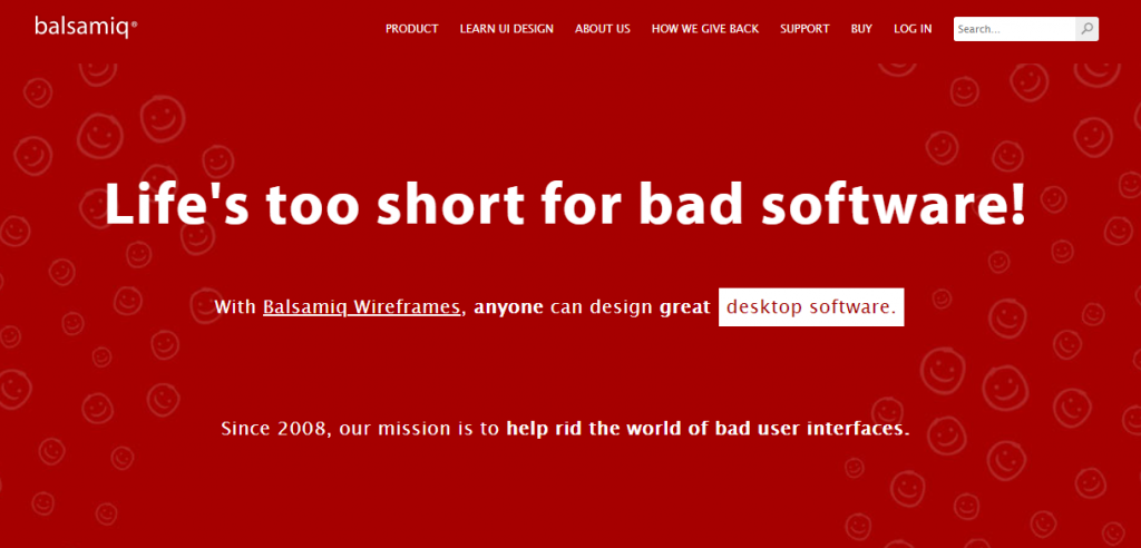 Balsamiq-Mobile App UI Design Tools