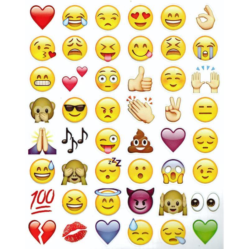 Types of Instagram Stickers-Emoji Stickers