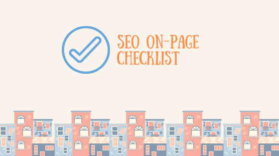 SEO On-Page Checklist for New Website