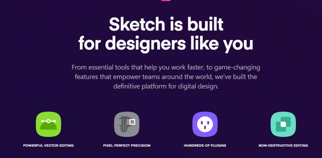 Sketch-Mobile App UI Design Tools