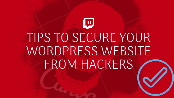 Tips to Secure your WordPress Website from Hackers-Seeromega