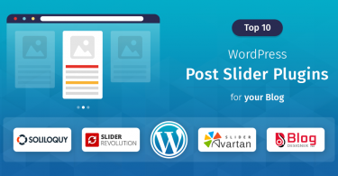 Top 10 WordPress Post Slider Plugins for your Blog