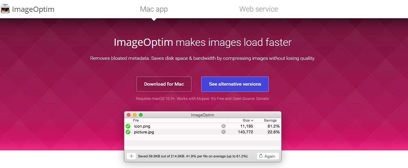 ImageOptin-Content Marketing Tools