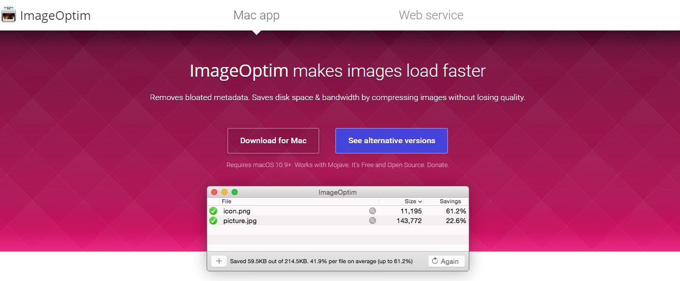 ImageOptin-Content Marketing Tools