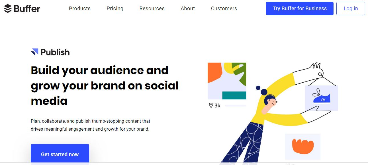 Buffer-Content Marketing Tools