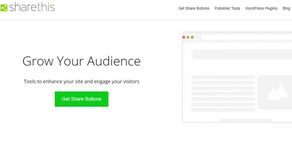 ShareThis-Content Marketing Tools