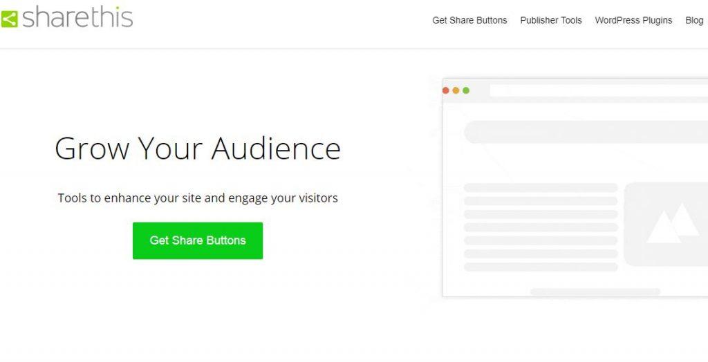 ShareThis-Content Marketing Tools