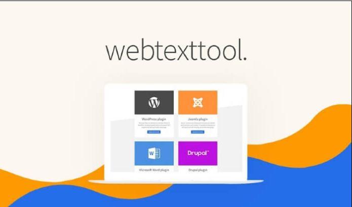 WebTextTool-Content Marketing Tools