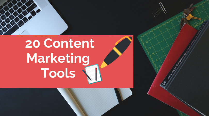 20 Content Marketing Tools to Boost Your Blogging Skills