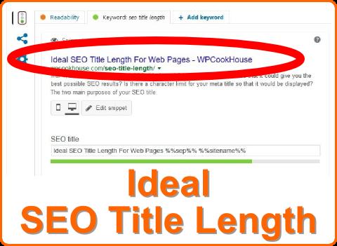 2. Create descriptive page titles