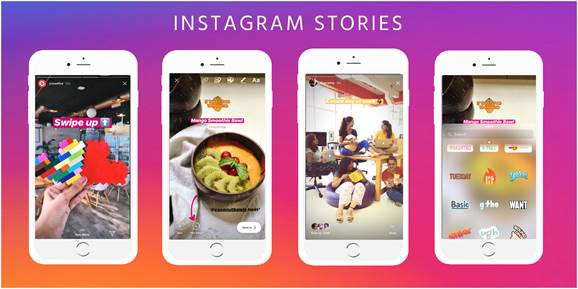 Instagram Stories Lets Share Feed Posts