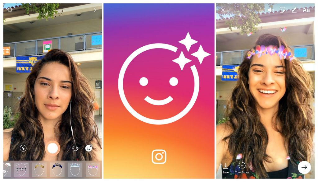 Instagram Story Filters-Instagram Features