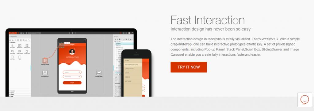 mockplus-Mobile App UI Design Tools
