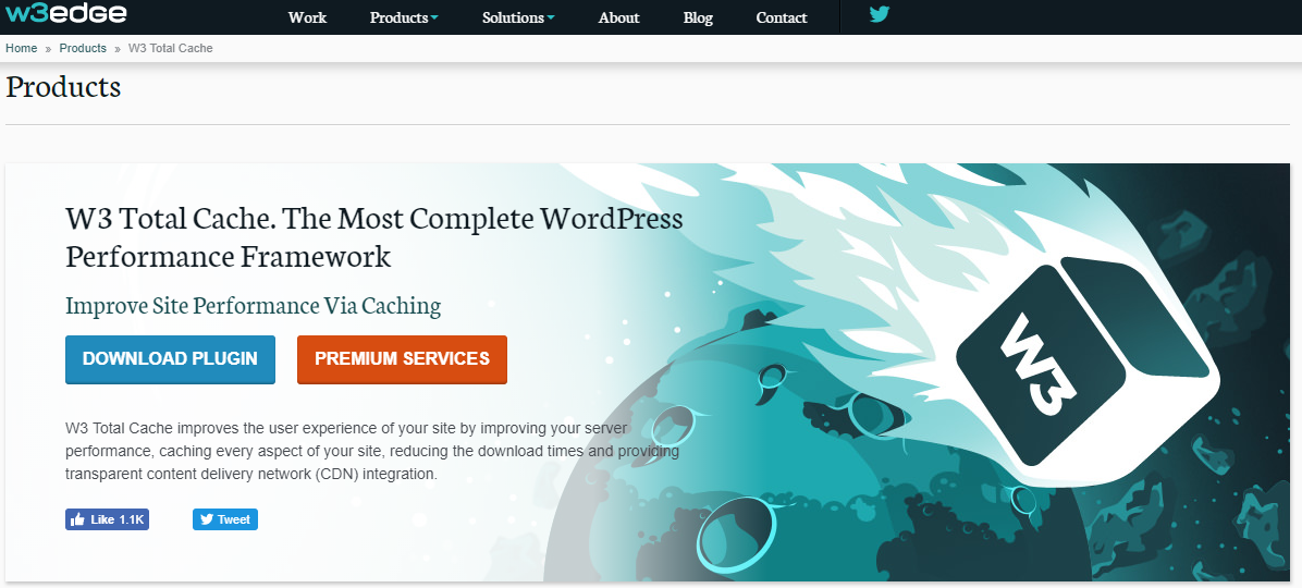 W3 Total Cache-WordPress Plugins you Need to Boost your Conversion Rate