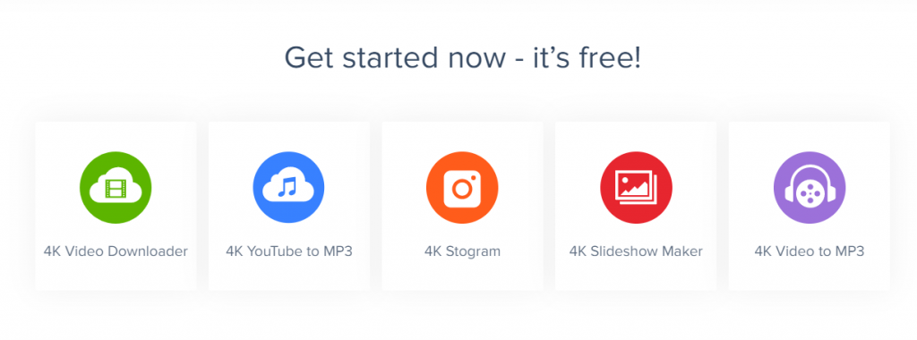 4K Video Downloader Free