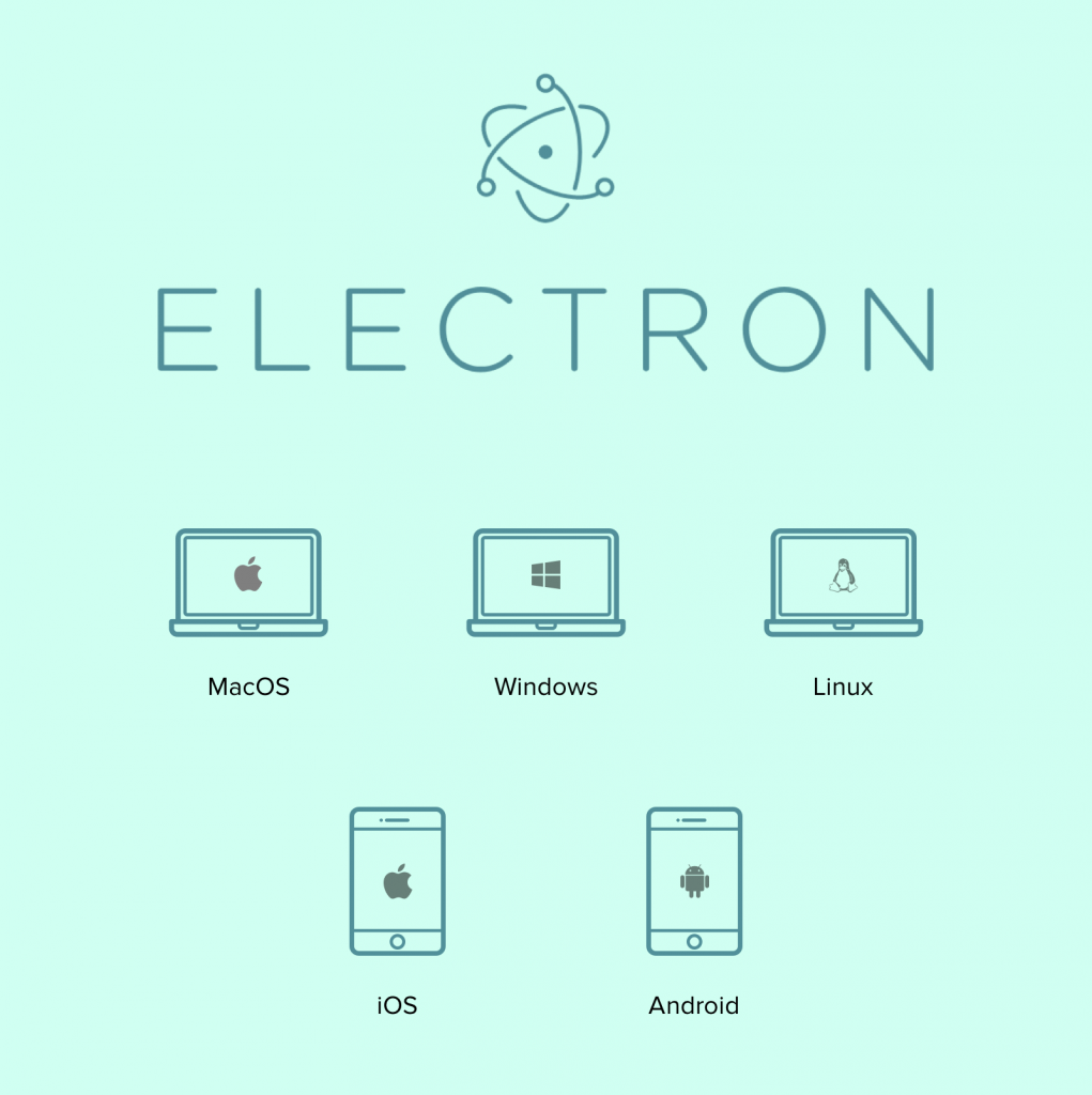 what is electron js used for
