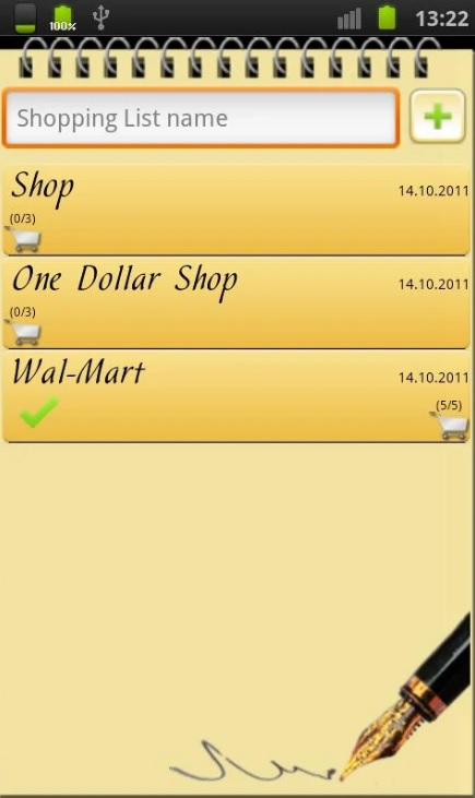 Shopping List-Best Grocery Shopping List Apps