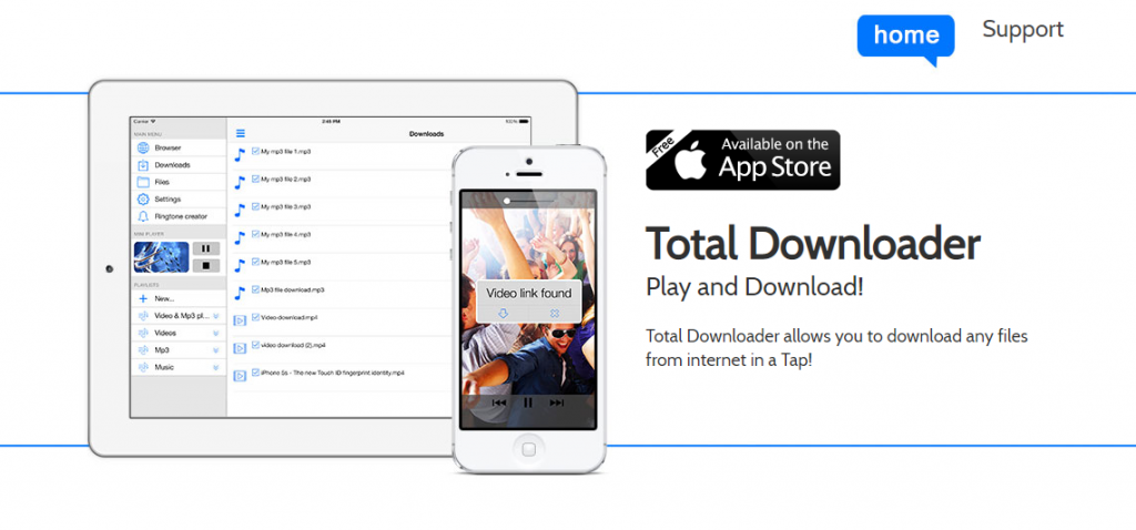 Total Downloader-Best Video Downloader Tools