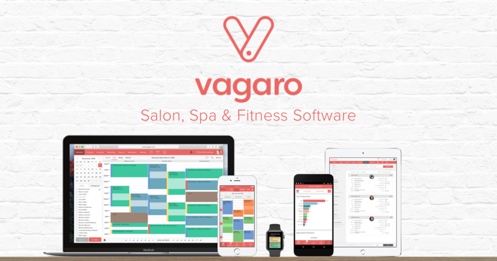 Vagaro- Salon, spa, & fitness scheduling and business software