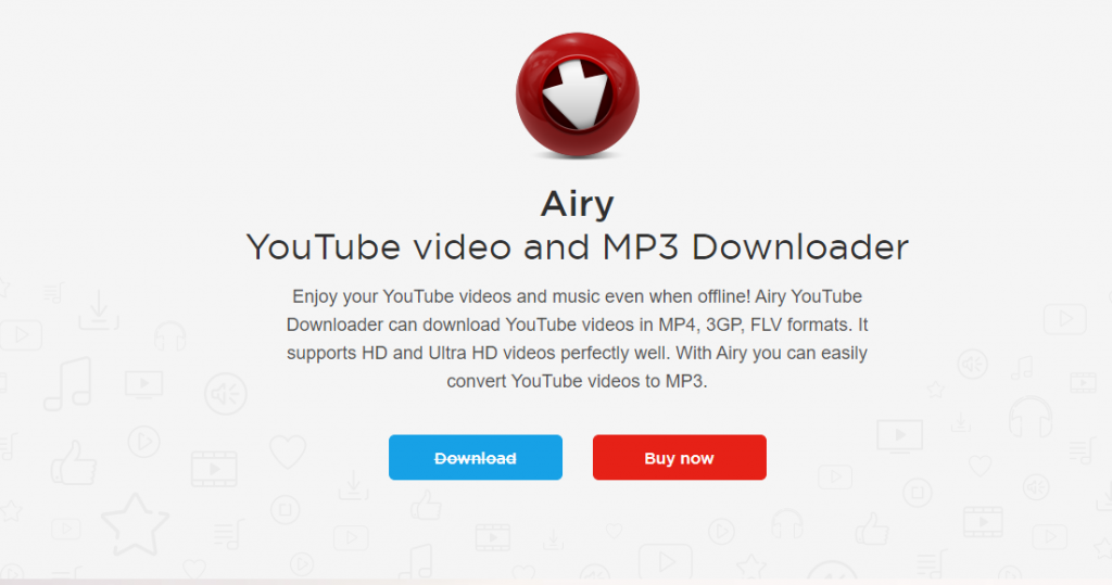 airy-Best Video Downloader Tools