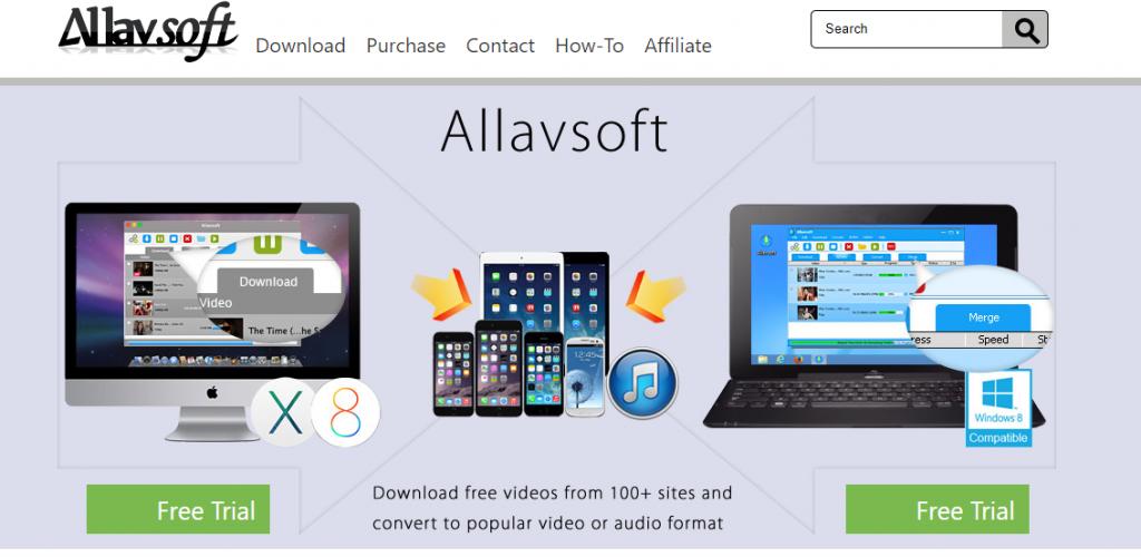 allavsoft-Best Video Downloader Tools