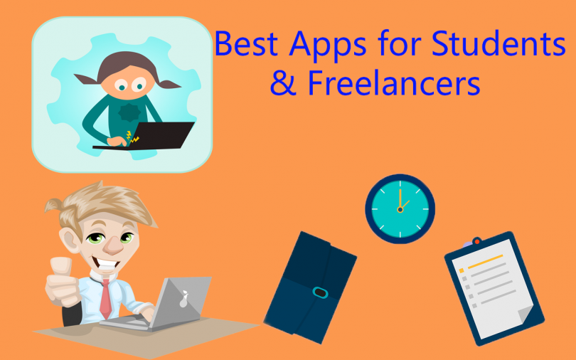 10 Best Apps for College Students and Freelancers