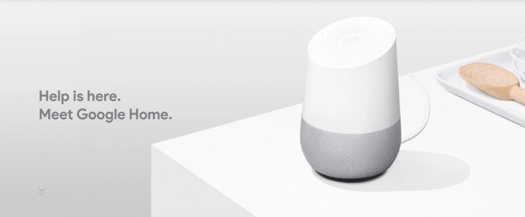 google home designs