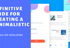 Definitive Guide For Creating A Minimalistic UI By Mobile App Developers