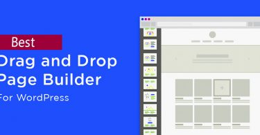 Best Drag & Drop Page Builders for WordPress