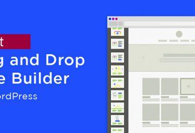 Best Drag & Drop Page Builders for WordPress