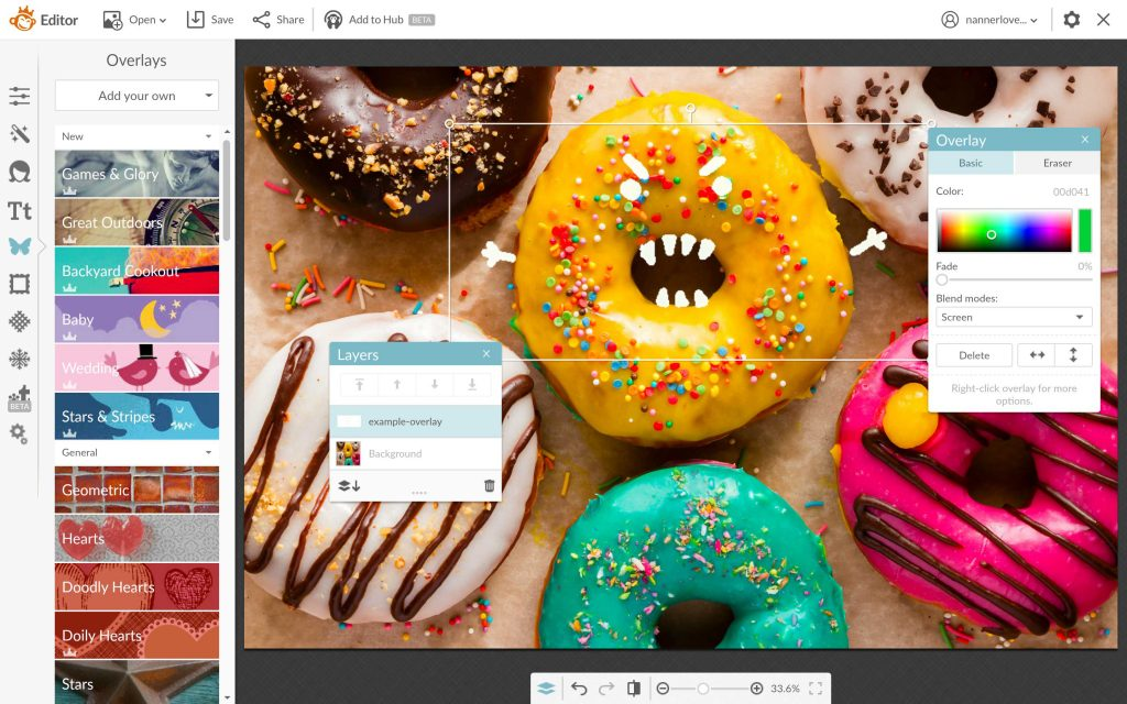 PicMonkey-Photo Editor and Graphic Design Maker