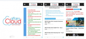 AffairsCloud for Competitive Exams